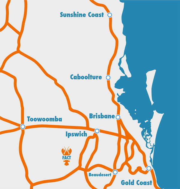 Bait  delivery throughout South East Queensland